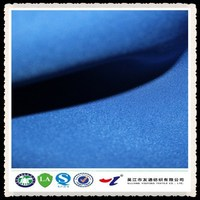 "polyester 58/59"" width and twill 2/2 style twill gabardine fabric for breathable jacket fabric"
