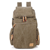 New fashion coolege school backpack canvas travel bag