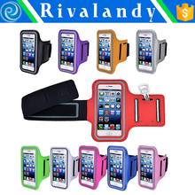 waterproof neoprene sport armband for iphone 5 top quality phone cases