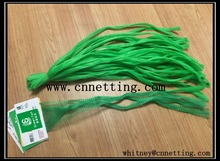 Recyclable Feature and HDPE Plastic Type vegetable and fruits packing net
