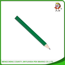 2015 new arrival personalized wood hb golf wood pencil bulk golf gifts