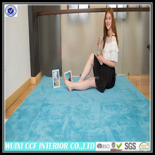 Microfiber polyester floor carpet/rugs for hotel lobby