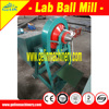 High capacity portable high quality laboratory ball mill