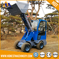 small front loader tractor with 3 point hitch for sale