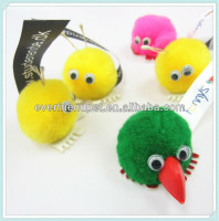 bee Wuppies,pompom pet,pompom doll