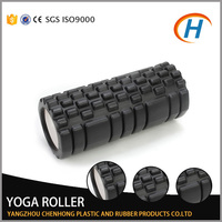 33*14cm High Density EVA Black Fitness Exercise Foam Roller