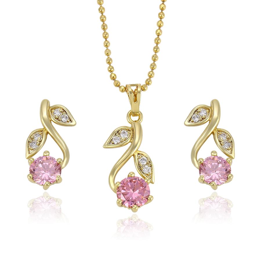 4db3277c89 2019 China Xuping Manufacture ladies jewellery, Fashion Jewelry Set 14k  Gold Jewelry Wholesale, jewelry set