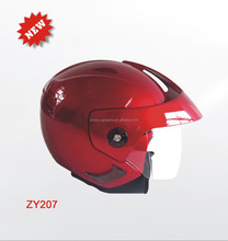 MOTORCYCLE HALF FACE HELMET,SINGLE VISOR FLIP UP HELMET,HIGH STRENGTH ABS HALF HELMET,MOTORCYCLE HELMET