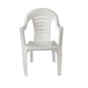 Cheap Selling Stackable Plastic Chair White Outdoor Plastic Chairs