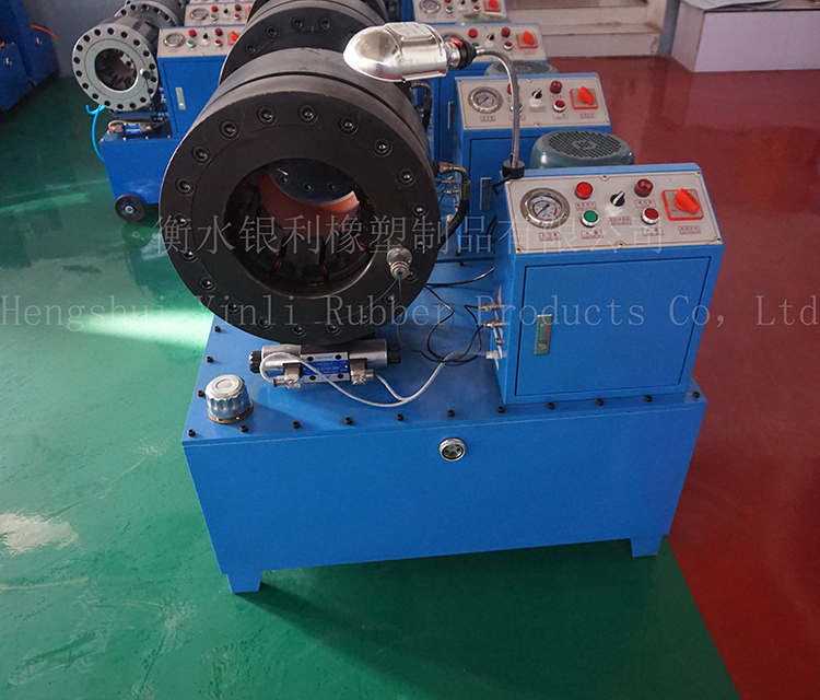 high pressing hose fitting crimper hydraulic hose crimping machine for sale