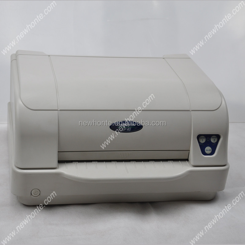 100% GOOD CONDITION USED COMPUPRINT SP40 PASSBOOK PRINTER