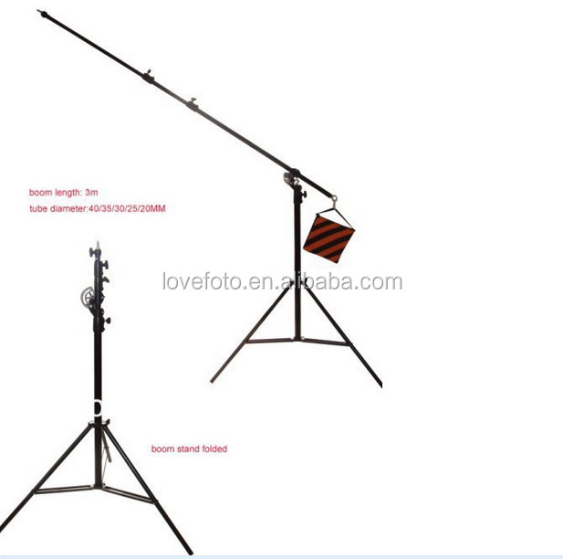 Counter balance Thick Saddle Sandbag Sand bag for Studio Film Stand Stage Boom