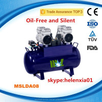 We have low price compressor /air compressor unit/silent air compressor for sale MSLDA08H