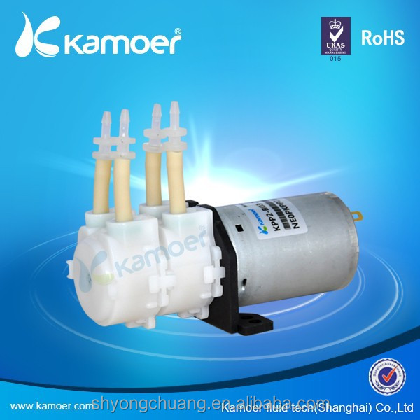 Kamoer mini peristaltic pump