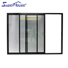 aluminium doors and windows Australia standard aluminum glass sliding doors Shanghai factory low price