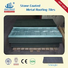 Solar panel roof tiles for villa building material