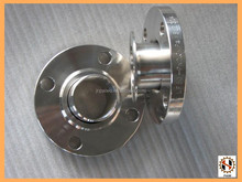 Stainless steel/carbon steel forged flange, hub flange