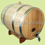 Oak barrel 80-50-30- - -3 L wine