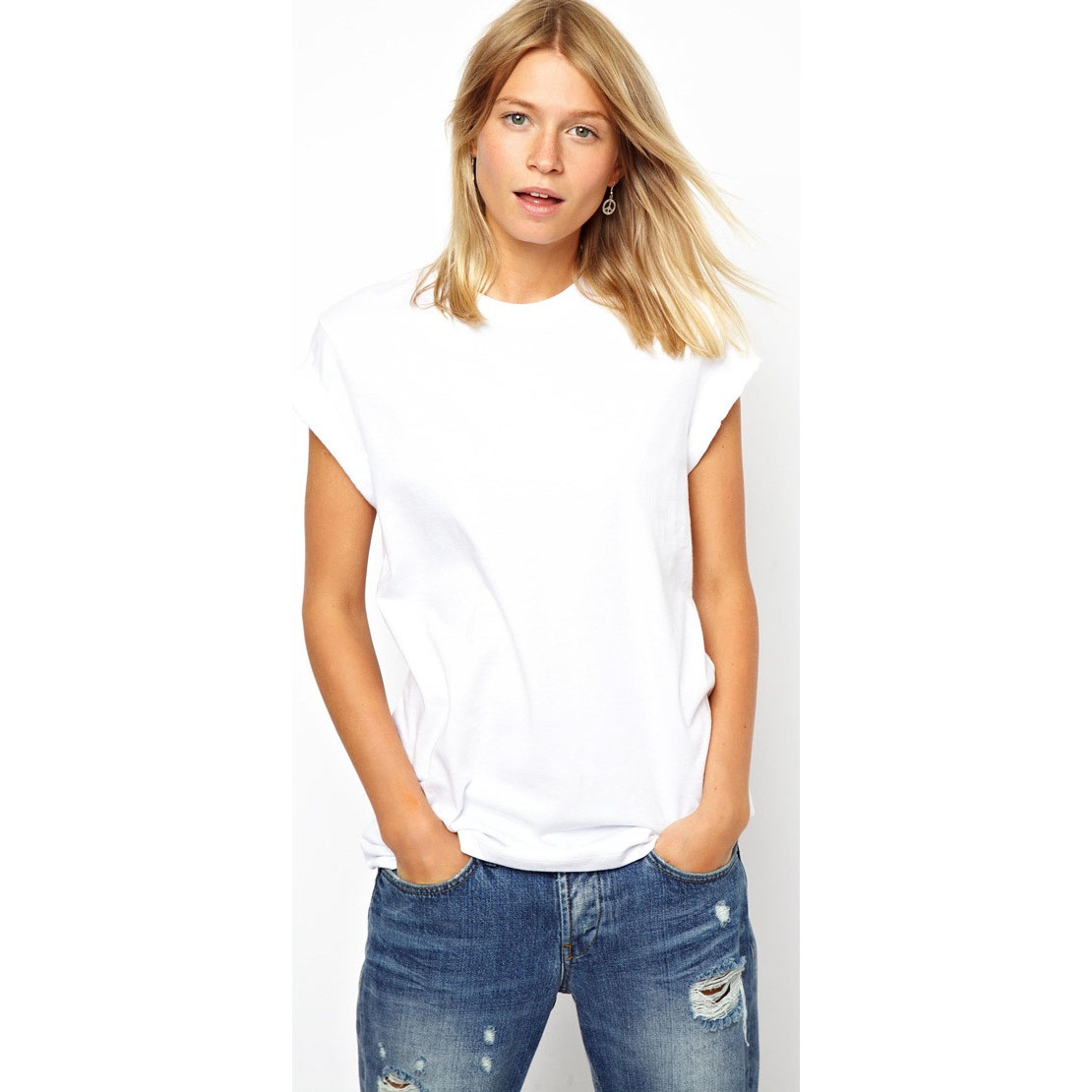 List manufacturers of white tshirt woman buy white tshirt for White t shirt bulk buy