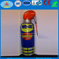 Promotion and Display Inflatable WD-40 Lubricant Spray Bottle