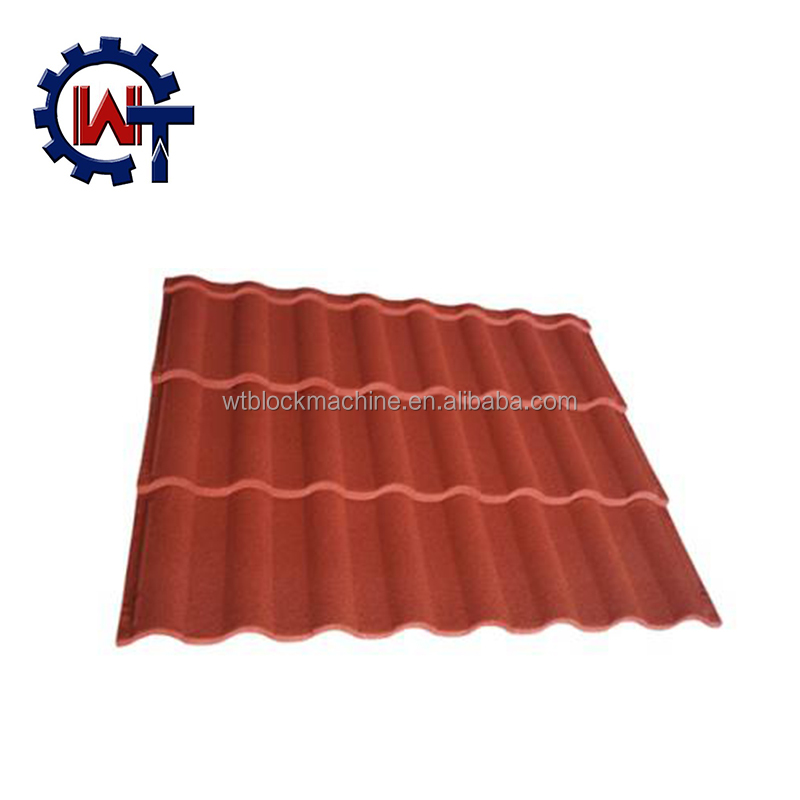 mexico stone coated zinc roofing shingles
