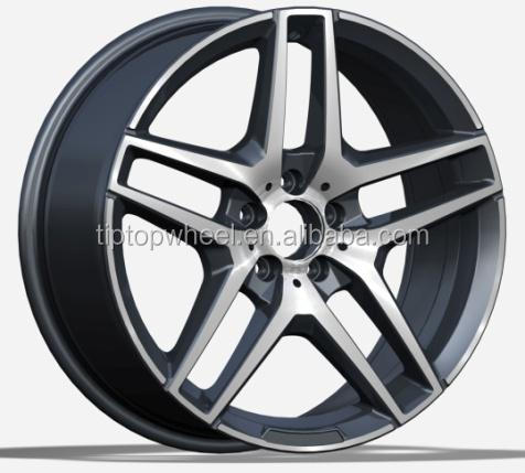 Hot sales alloy wheel 16 17 18 19 20 inch many size wheels for MERCEDES rims w heels