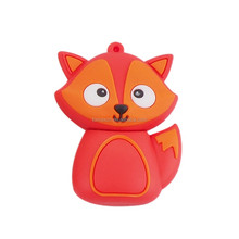 Shenzhen Tomax brand red fox cheap pendrive 16gb for school gifts