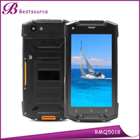 waterproof 5.0'' Quad Core LTE Rugged cell phone