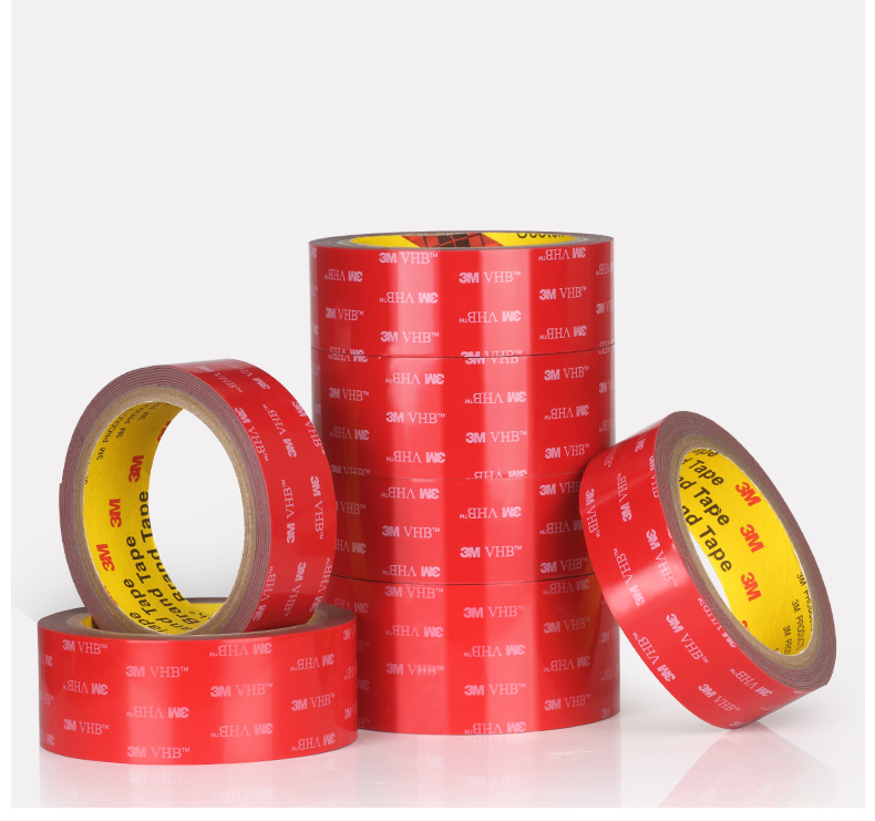 250 Pieces//Pack 0.5 in width x 0.5 in length 1 Pack 3M VHB Tape 4926
