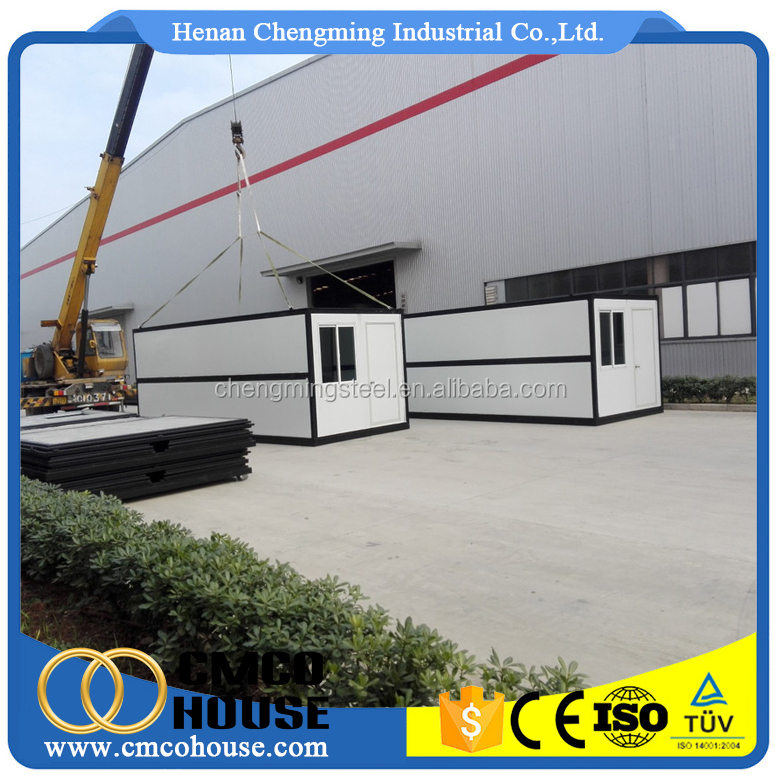 Competitive Price Collapsible Container House/Living/Office/Toilet Container/Stable Raintight Container Home