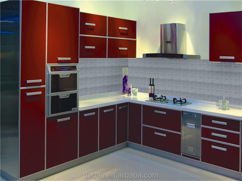 lacquer large kitchen with island