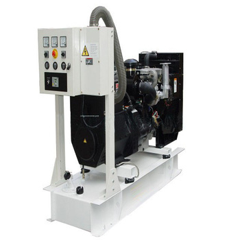 50HZ Generator set Powered by FOTON Diesel engine Silence type soundproof