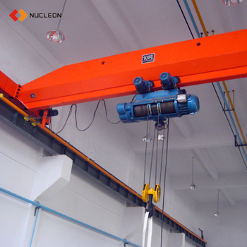 LDA Steel Mill Single Girder Billet Crane
