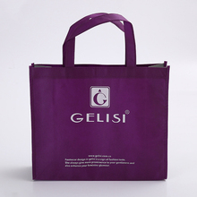 Recycle Promo Advertising Spunbond RPET Nonwoven Shopping Bag