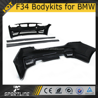 M4 Style PP F32 F34 Car Bodykits for BMW F32 F34