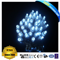 Christmas white mini christmas light bulbs Made in China event decoration