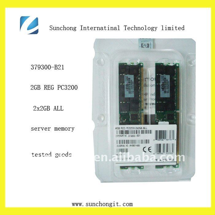 tested 379300-B21 2gb ddr1 ram price