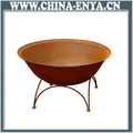 Direct Manufacturer outdoor round fire pit/bbq grill