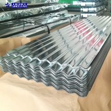 rib-type galvanized corrugated roofing sheet , 10 gauge steel plate