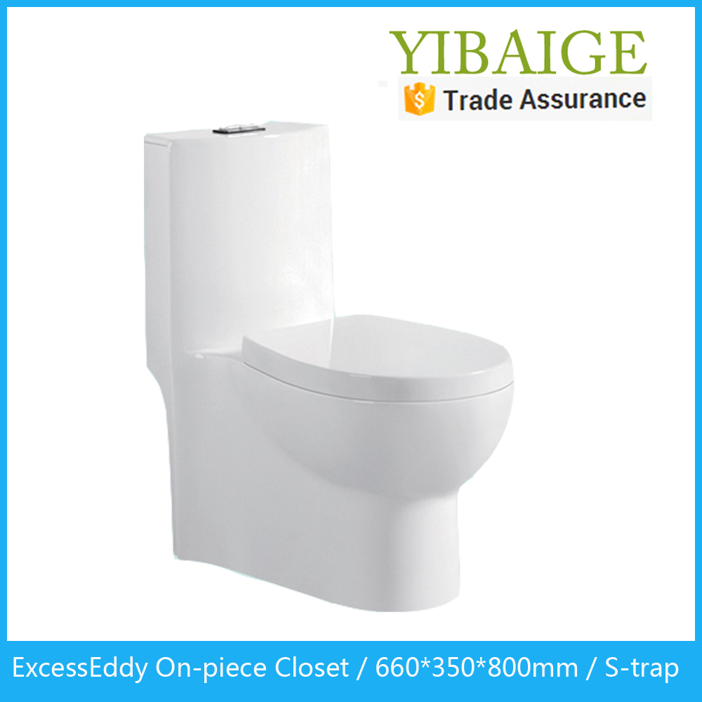 Chaozhou Ceramic Super swirling One Piece Water Closet toto Toilet