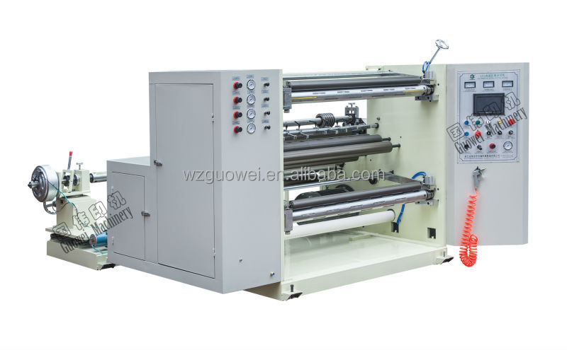 WFQ New Condition Paper Roll Cutting Machine Cheap Price