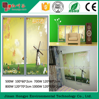 far infrared heater panels for homes,office,hotels better than electric heating film. carbon crystal panel heating panel
