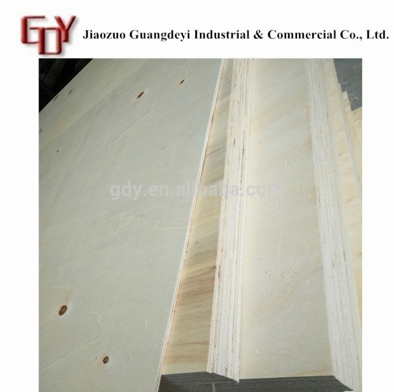 Factory sale plywood for pallet/low price plywood/packing grade plywood