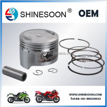 China manufacturer Motorcycle piston kit for CBX200 200cc Engine