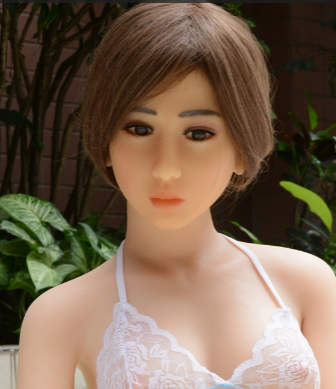 Hot sale 135 cm real silicone sex dolls head