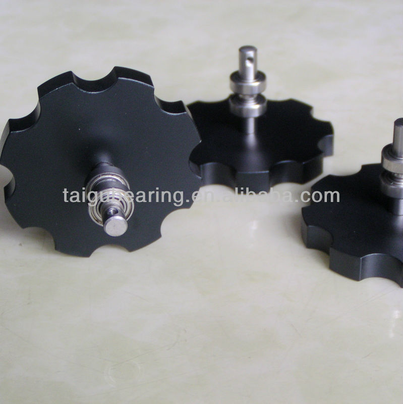 CNC Aluminium full customized Machining Parts