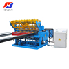 High quality welding electrode production line/reinforcing mesh welding machine for wire mesh