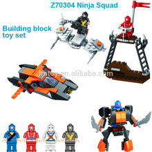 2017 new hot selling square toy connecting building blocks for children