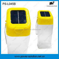 2 years warranty rechargeable solar lantern for home or camping from shenzhen manufacruer