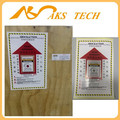 Shockaction Transport Tilt Sticker Labels Made in China Manufacturer